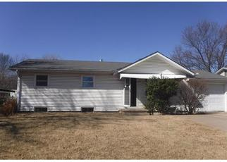 Foreclosure Home in Butler county, KS ID: F4259026