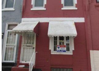 Casa en ejecución hipotecaria in Philadelphia, PA, 19132,  W BOSTON ST ID: F4259378