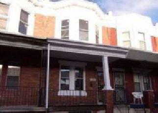 Foreclosed Home en N LAMBERT ST, Philadelphia, PA - 19138