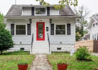 Foreclosed Home in WHITE HORSE PIKE, Oaklyn, NJ - 08107