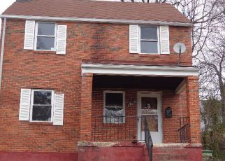 Foreclosure Home in Capitol Heights, MD, 20743,  QUADRANT ST ID: F4260201