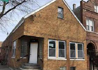 Casa en ejecución hipotecaria in Chicago, IL, 60623,  S WHIPPLE ST ID: F4260348