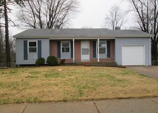 Foreclosure Home in Saint Louis county, MO ID: F4260392