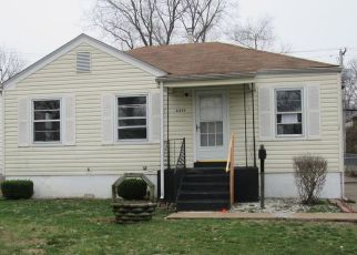 Foreclosure Home in Saint Louis county, MO ID: F4260393