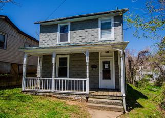 Casa en ejecución hipotecaria in Lynchburg, VA, 24504,  16TH ST ID: F4261615