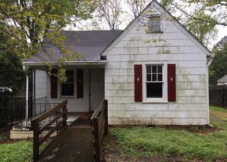 Casa en ejecución hipotecaria in Winston Salem, NC, 27127,  KONNOAK DR ID: F4263055