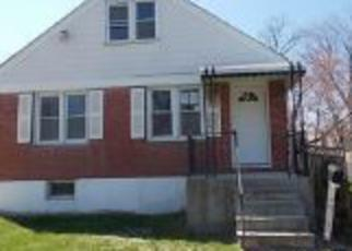 Casa en ejecución hipotecaria in Parkville, MD, 21234,  CHAMBERS RD ID: F4263690