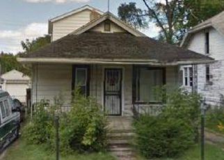 Foreclosed Home in TACOMA ST, Detroit, MI - 48205