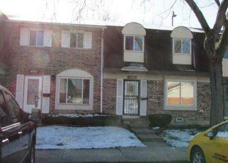 Casa en ejecución hipotecaria in Richton Park, IL, 60471,  APPLEBY CT ID: F4266310