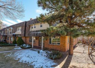 Foreclosure Home in Denver, CO, 80224,  S PONTIAC ST ID: F4266675