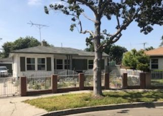 Foreclosure Home in Los Angeles, CA, 90002,  W ZAMORA AVE ID: F4266805