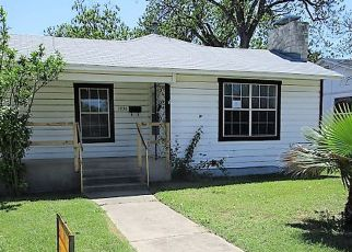 Foreclosure Home in San Antonio, TX, 78225,  W MALONE AVE ID: F4267080