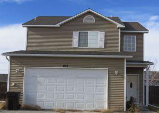 Casa en ejecución hipotecaria in Evansville, WY, 82636,  BOZEMAN TRL ID: F4267675