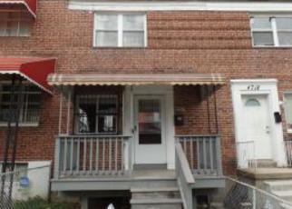 Casa en ejecución hipotecaria in Baltimore, MD, 21212,  ALHAMBRA AVE ID: F4267904