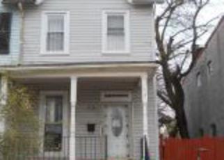 Casa en ejecución hipotecaria in Baltimore, MD, 21218,  MONTPELIER ST ID: F4269637