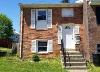 Casa en ejecución hipotecaria in Woodbridge, VA, 22193,  BARKSDALE ST ID: F4269933