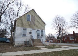 Casa en ejecución hipotecaria in Chicago, IL, 60628,  S EGGLESTON AVE ID: F4270391