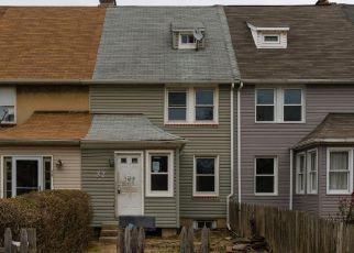Casa en ejecución hipotecaria in Dundalk, MD, 21222,  EASTSHIP RD ID: F4270836