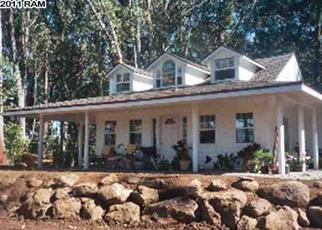 Casa en ejecución hipotecaria in Haiku, HI, 96708,  OPANA PL ID: F4270891