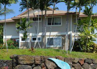 Casa en ejecución hipotecaria in Kailua Kona, HI, 96740, -6081 ALII DR ID: F4272179