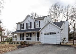 Foreclosed Home en HARWOOD CT, Fredericksburg, VA - 22405