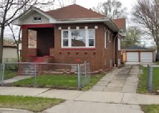 Casa en ejecución hipotecaria in Calumet City, IL, 60409,  155TH ST ID: F4273330
