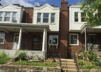 Foreclosure Home in Philadelphia, PA, 19149,  ALCOTT ST ID: F4273703