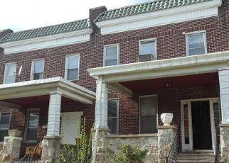 Casa en ejecución hipotecaria in Baltimore, MD, 21216,  CALVERTON HEIGHTS AVE ID: F4276564