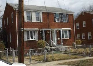 Foreclosed Home en 24TH AVE, Temple Hills, MD - 20748