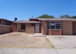 Casa en ejecución hipotecaria in El Paso, TX, 79924,  MORNING GLORY CIR ID: F4277987