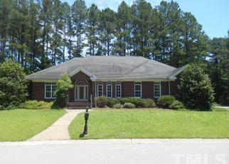 Foreclosed Home in LAKE RIDGE DR, Smithfield, NC - 27577