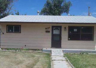 Casa en ejecución hipotecaria in Casper, WY, 82604,  CUSTER AVE ID: F4281326