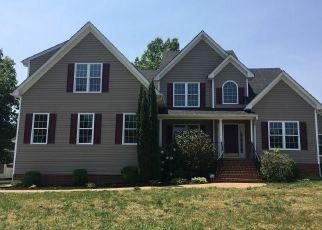 Casa en ejecución hipotecaria in Chesterfield Condado, VA ID: F4281473