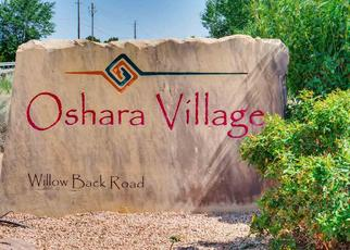 Foreclosed Home en FLOWER GARLAND RD, Santa Fe, NM - 87508