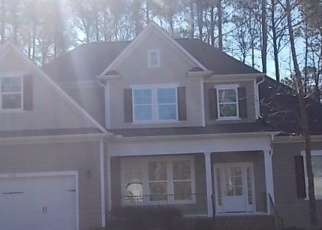 Foreclosed Home in HADLEY LN, Clayton, NC - 27527