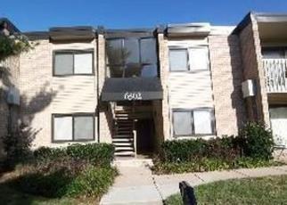 Casa en ejecución hipotecaria in District Heights, MD, 20747,  HIL MAR DR ID: F4285612