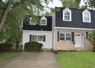 Foreclosed Home en BRYONY RD, Randallstown, MD - 21133