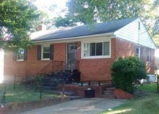 Casa en ejecución hipotecaria in Capitol Heights, MD, 20743,  68TH PL ID: F4286236