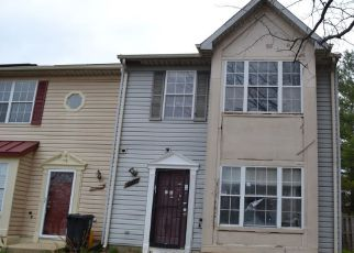 Foreclosed Home en CEDARWOOD CT, Hyattsville, MD - 20785