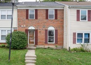 Casa en ejecución hipotecaria in Frederick Condado, MD ID: F4286249