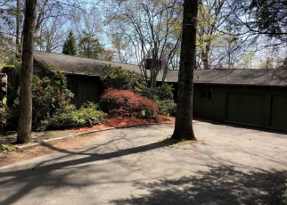 Foreclosed Home in SPRING VALLEY RD, Weston, CT - 06883