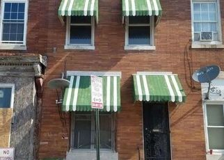 Foreclosure Home in Baltimore, MD, 21213,  E OLIVER ST ID: F4287128