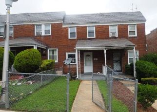 Foreclosure Home in Baltimore, MD, 21229,  COLBORNE RD ID: F4287130