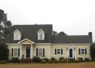 Foreclosed Home in TARHEEL RD, Benson, NC - 27504