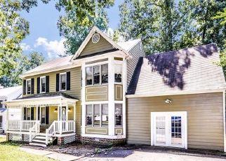 Casa en ejecución hipotecaria in Chesterfield Condado, VA ID: F4287746