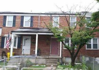 Casa en ejecución hipotecaria in Glen Burnie, MD, 21060,  ROGERS AVE ID: F4288022
