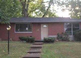 Casa en ejecución hipotecaria in Florissant, MO, 63033,  BLUEFIELD DR ID: F4288651
