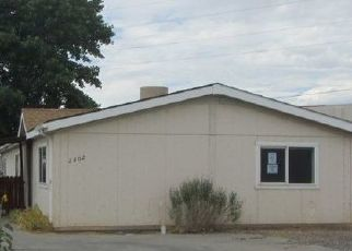 Foreclosure Home in Grand Junction, CO, 81501,  N NIAGARA CIR ID: F4289487