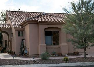 Foreclosed Home en N RANCHO VISTOSO BLVD, Tucson, AZ - 85755