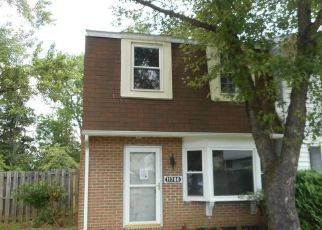 Casa en ejecución hipotecaria in Waldorf, MD, 20601,  OAK MANOR DR ID: F4290666